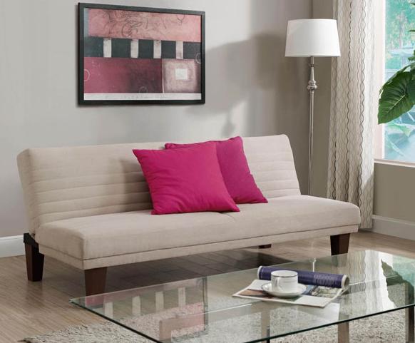 Sofa mini giúp không gian được đẹp mắt, tiện ích