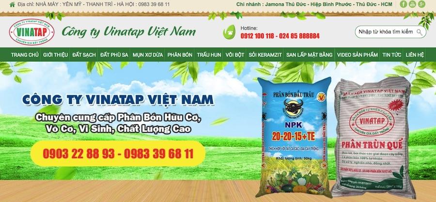 Vinatap Vietnam