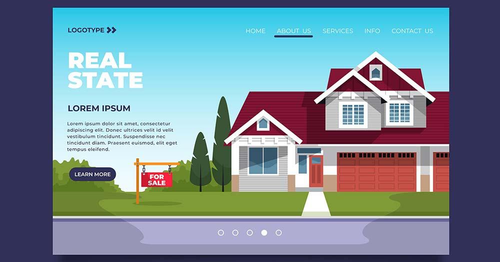 Những tiêu chuẩn cơ bản khi tạo website nhà đất