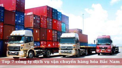Top 7 đơn vị vận chuyển hàng hóa Bắc Nam hiệu quả nhất