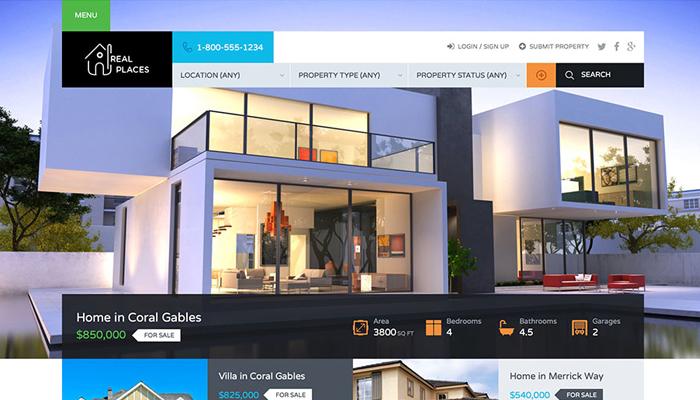 Marketing bất động sản bằng cách xây dựng website